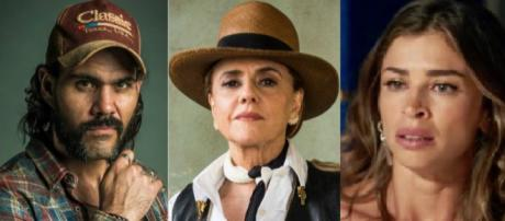 O Outro Lado do Paraíso: Sophia denuncia Lívia à polícia por sequestro de Tomaz