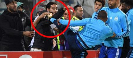 Patrice Evra fue suspendido 'con efecto inmediato' por Marsella ... - diez.hn