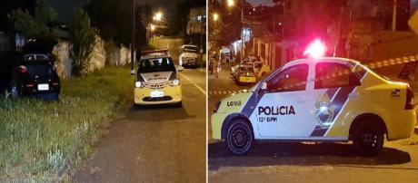 Perseguição policial, tiroteio e bandido morto em confronto no Pilarzinho