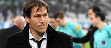 """Rudi Garcia après la défaite de l'OM : """"On se tait, on bosse"""" - francetvinfo.fr"""