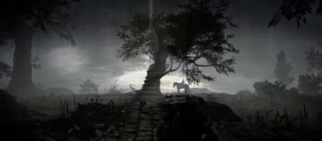 SHADOW OF THE COLOSSUS – Story Trailer   PS4 -Image credit - PlayStation   YouTbe