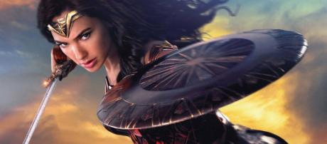 Wonder Woman 2017. - movieweb.com