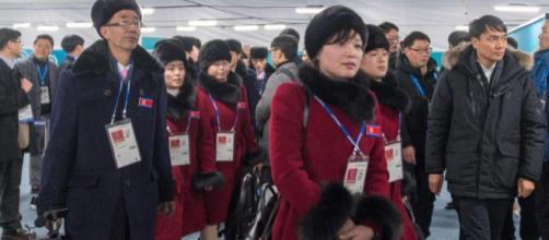Atletas norcoreanos llegan a Corea del Sur para JO de Invierno ... - unam.mx