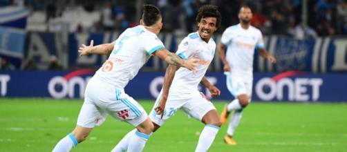 Au match aller, Luis Gustavo et l'OM avaient frôlé l'exploit face aux Parisiens.
