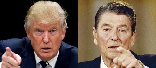 Donald Trump, Ronald Reagan, via Twitter