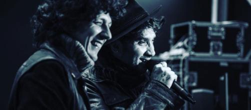 Ermal Meta e Fabrizio Moro a Sanremo 2018 con Non mi avete fatto niente