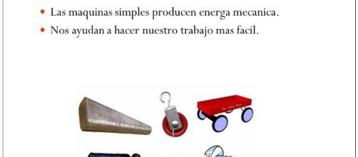 Formas de energía. Energía producida por una maquina o una parte ... - slideplayer.es