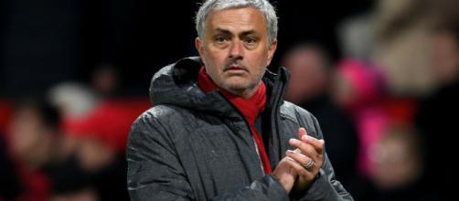 José Mourinho en camino al éxito