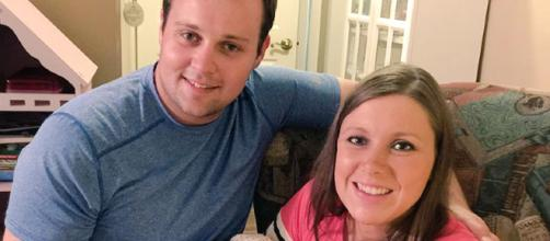Josh Duggar with Anna from a social network post