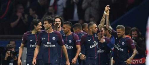 League: Neymar Leads PSG Past Bayern, Michy Batshuayi Stuns ... - ndtv.com
