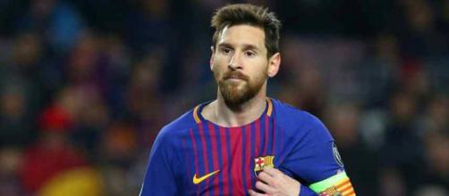 Leo Messi não pensa terminar carreira no Barça
