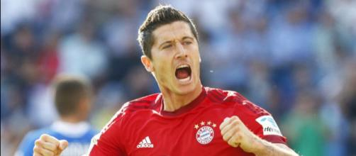 Lewandowski en partance pour le Real ?