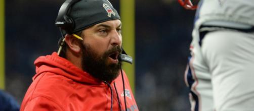 Matt Patricia is the new Lions head coach. - [Image via NFL.com / YouTube screencap]