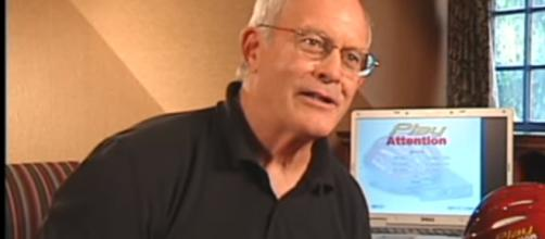 Max Gail takes over the role of Mike Corbin on 'General Hospital.' (Image via ADHD Pro 59 YouTube Screenshot).