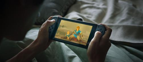 Nintendo Switch and 'Legend of Zelda: Breath of the Wild' -- bagogames via flickr