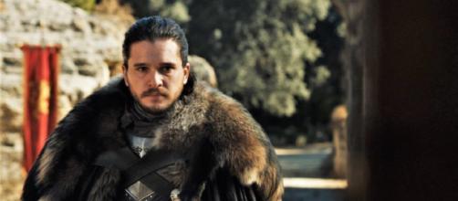 Que Jon Snow este en esta ubicación significa que hay spoilers leves por a continuación