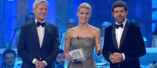 Sanremo, è Fiorello show. Favino - Hunziker scommessa vinta ... - leggo.it