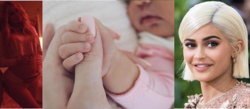 Stormi é o nome da filha de Kylie.