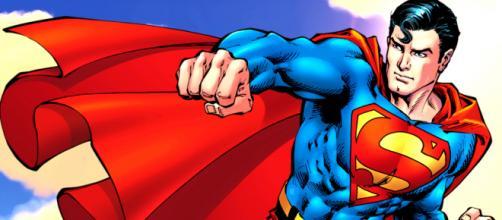 Superman es el héroe más fuerte de DC Comic's