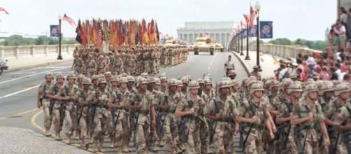 Trump vuole la sua parata militare