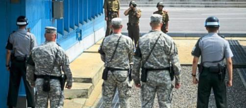 Un recorrido por la frontera más caliente del mundo | Corea del ... - elcomercio.pe
