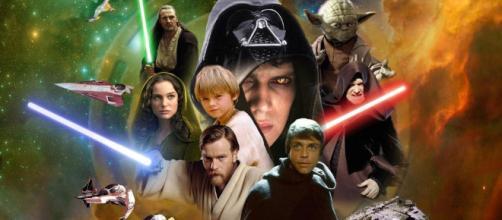 """Vuelve la magia de """"Star Wars""""."""