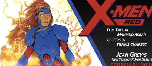 X-Men Red número 1, tiene un nuevo objetivo para Jean Gray