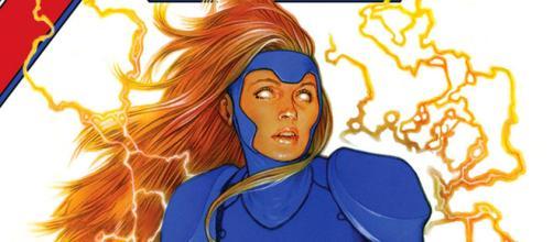 X-Men Red ya hizo su debut y parece tener mucho éxito