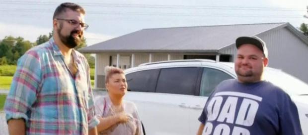 Amber Portwood and Andrew Glennon appear on 'Teen Mom OG.' [Photo via MTV/YouTube]