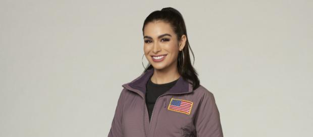 Ashley Iaconetti falls for Kevin Wendt during 'The Bachelor Winter Games.' - [Image via ABC]