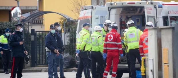 Bulgarograsso: gli interventi sono stati immediati