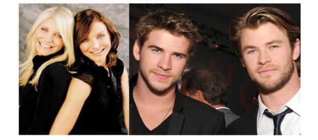 Eles são totalmente idênticos fisicamente