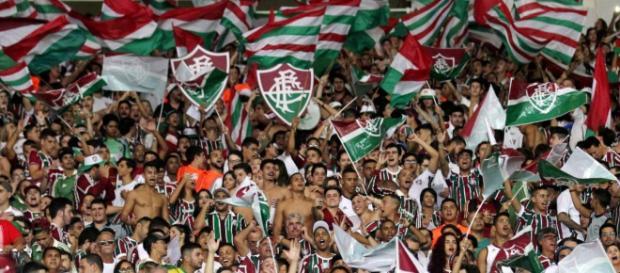 Fluminense segue sua preparação para o restante da temporada (Foto: Globo.com)