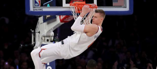 Kristaps Porzingis' elbow injury could require offseason surgery - clutchpoints.com