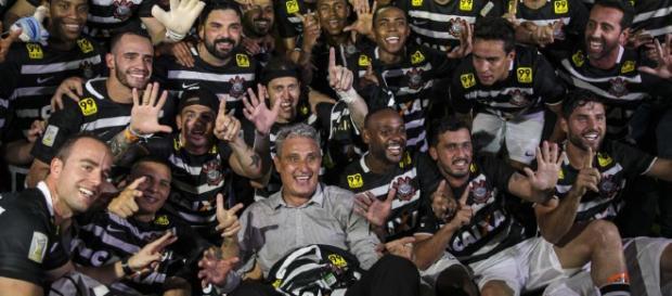 Los jugadores del Corinthians llaman la atención en Europa