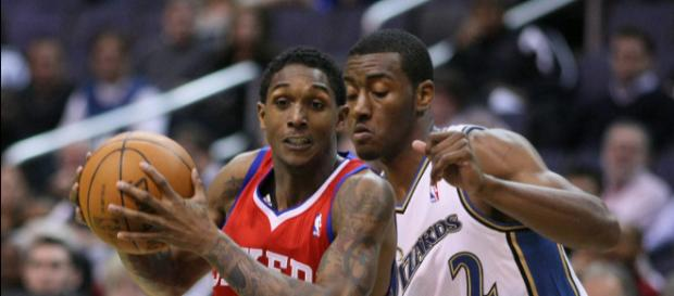 Lou Williams is one of the most coveted players heading into the trade deadline. / Photo via Keith Allison, Flickr CC