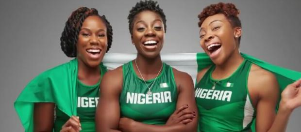 Nigeria will participate in its first Winter Olympics this month. - [Image rights: Obi Grant / Screencap]]