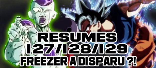 Synopsis 127/128/129 : Freezer a disparu ?!