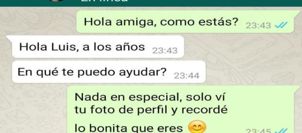 WhatsApp: le hace propuesta indecente a su amiga y ella le ... - peru.com