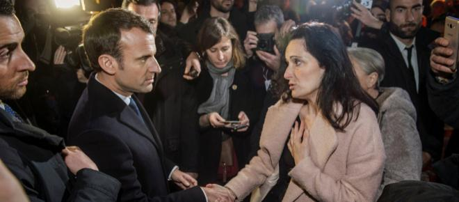La femme d'Yvan Colonna interpelle Macron