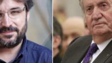 Inédito: Juan Carlos I estalla contra Jordi Évole tras una bronca en Salvados