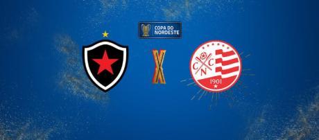 Botafogo-PB x Náutico ao vivo na TV e internet