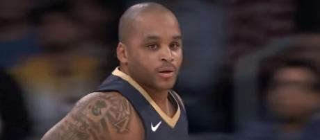 Jameer Nelson (YouTube screen-cap/ New Orleans Pelicans)