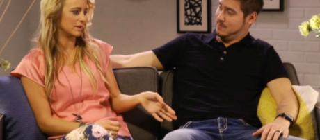 Leah Messer And Jeremy Calvert from a screenshot