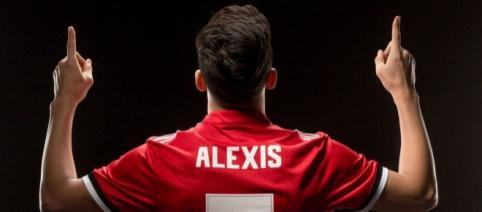 Alexis Sanchez shirt sales set new Manchester United record.