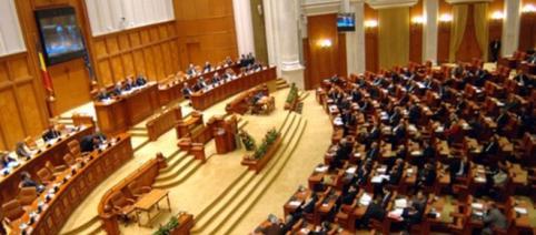 Parlamentul se reunește pentru a dezbate raportul Comisiei de anchetă privind alegerile prezidențiale din 2009