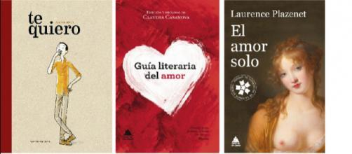 6 libros para celebrar el amor en San Valentín