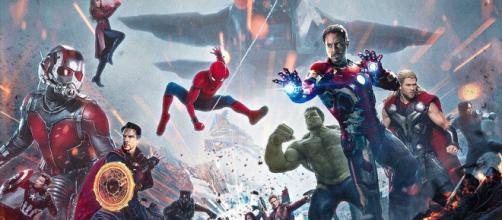 Avengers 4 comienza a rodar, llega el primer set de fotos - MovieWeb - movieweb.com
