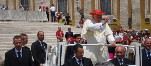Benedicto XVI ha estado retirado discretamente desde que renuncio al Papado
