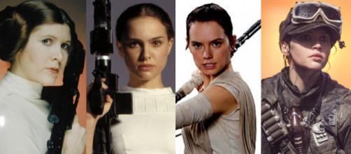 Star Wars: Mujeres de diferentes etnias son el futuro de las próximas películas